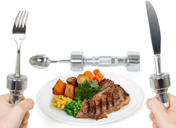 Proper nutrition before and after strength training