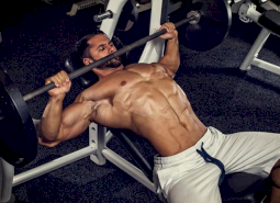 How to pump up your chest muscles. 3 TIPS